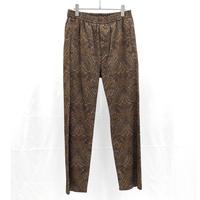 URU TOKYO / RAYON EASY PANTS COL:BROWN