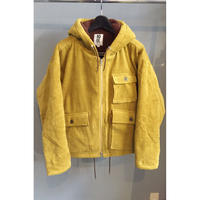 10匣 TENBOX / SHOPLIFTERS JACKET COL:MUSTARD×BROWN