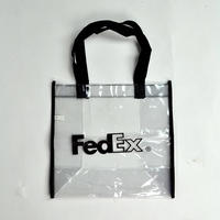 FedEx / CLEAR BAG(DEAD STOCK) COL:CLEAR