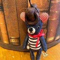 Mini Teddy  キーホルダー 男の子