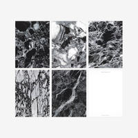 BIENVENUE STUDIOS〈SMALL PRINT COLLECTION_BLACK REFLECTION〉(5PCS)