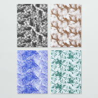 BIENVENUE STUDIOS〈NOTEBOOK_GLACIER EDITION〉(4COLORS)