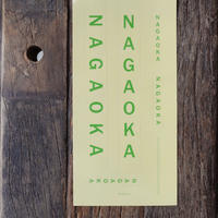 NAGAOKA STICKER