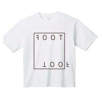 TOOF 2021 Big T Shirts White