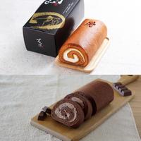侍ロール(1本)+チョコの侍ロール(1本)