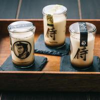 【送料無料】侍のプリン (5本)+侍のプリン ザ・プレミアム(4本)