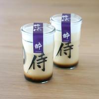 【送料無料】侍のプリン 3種セット(酔いどれ、侍のプリン、プレミアム)各3本