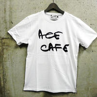 14ACTS-002 / Tシャツ ACE CAFE LONDON ADDRESS