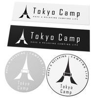 TokyoCampステッカー4枚セット
