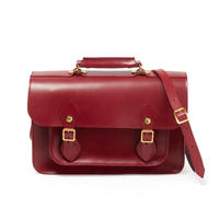 SATCHEL BAG WITH D-RING