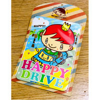 カーマグネット  [HAPPY DRIVE]