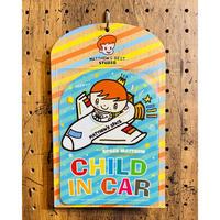 カーマグネット  [CHILD IN CAR]