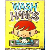 KO-HEY! ARIKAWA 原画「WASH HANDS」
