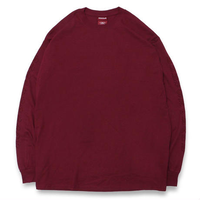 Letter L/S Tee