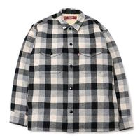 Boa Check Shirt Jacket
