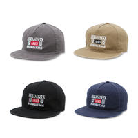 Washed Trucker CAP