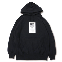 H&S Tag Hooded Sweat Shirt
