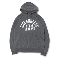 Collage Hooded Sweat Shirt