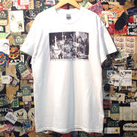 FADxOVER ARM THROW Tee (ホワイト)