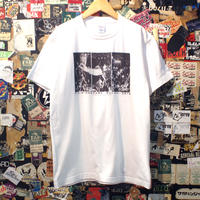 FADxSTOMPIN'BIRD Tee (ホワイト)