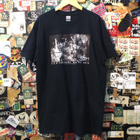 FADxOVER ARM THROW Tee (ブラック)