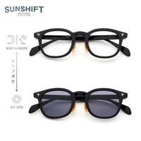 SUNSHIFT® / S-P551  1 ブラック(SUNSHIFT®レンズクリア⇄グレー)