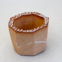 陶器製(2号ポット相当)多肉植物の欲しがる植木鉢 KESd-8469