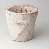 陶器製(3号ポット相当)多肉植物の欲しがる植木鉢 NSMd-3443
