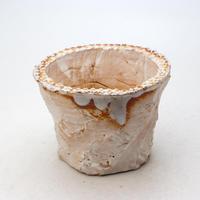陶器製(3号ポット相当)多肉植物の欲しがる植木鉢 OPM-8210