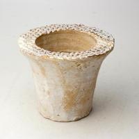 陶器製(2号ポット相当)多肉植物の欲しがる植木鉢 AAMd-2077