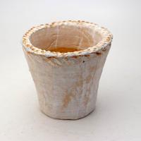 陶器製(3号ポット相当)多肉植物の欲しがる植木鉢 NSM-8981