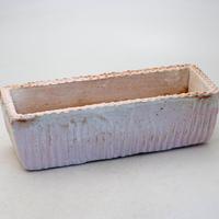 陶器製 多肉植物の欲しがる植木鉢 AEMc-8458ピンク