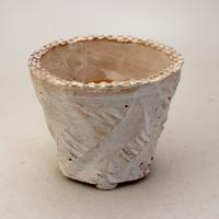 陶器製(3号ポット相当)多肉植物の欲しがる植木鉢 OPMd-8894