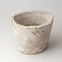 陶器製(3号ポット相当)多肉植物の欲しがる植木鉢 OPM-3174