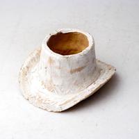 陶器製(1.5号ポット相当)多肉植物の欲しがる植木鉢 XC-3029