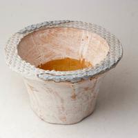 陶器製(2.5号ポット相当)多肉植物の欲しがる植木鉢 IBLcd-