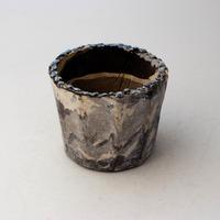 陶器製(2号ポット相当) 植木鉢  AASc-ミカゲ-  9946