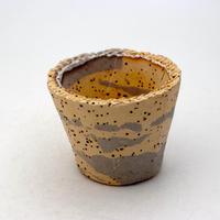 陶器製(2号ポット相当) 植木鉢  AASc-ミカゲ-9263