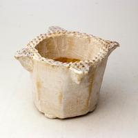植木鉢 陶器(2-2.5号ポット相当)多肉植物の欲しがる植木鉢 KEMd-2217