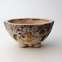陶器製 多目的自由な植木鉢 CVil-4239