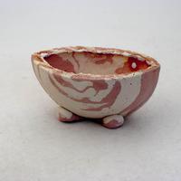 陶器製 多目的自由な植木鉢 CVc-ミカゲ-8837ピンク
