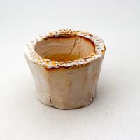 陶器製(2号ポット相当)多肉植物の欲しがる植木鉢 PR-380