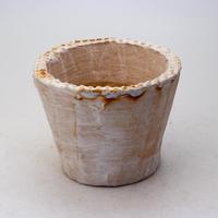 陶器製(3号ポット相当)多肉植物の欲しがる植木鉢 SMM-7715