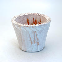 陶器製(2.5号ポット相当)多肉植物の欲しがる植木鉢 SMS-8913