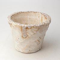 陶器製(3号ポット相当)多肉植物の欲しがる植木鉢 OPM- 1863