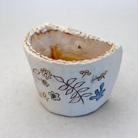 陶器製 多肉植物の欲しがる植木鉢 HPil-8701