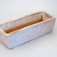 陶器製 多肉植物の欲しがる植木鉢 AEMc-8457ピンク
