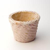 陶器製(2.5号ポット相当)多肉植物の欲しがる植木鉢 SMSc-4040ピンク