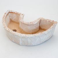 陶器製 多肉植物の欲しがる植木鉢 DCS-9761
