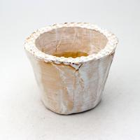 陶器製(2.5号ポット相当)多肉植物の欲しがる植木鉢 SMS-391
